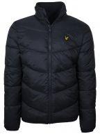 Dark Navy Puffer Jacket