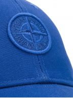 Royal Blue Logo Cap