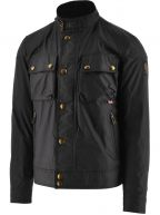 Black Racemaster Jacket