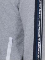 Grey Tape Logo Tracksuit