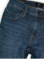 Diran Blue Straight Leg Kane Jean