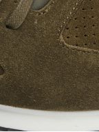 Khaki Suede BTLR Diver Sneaker