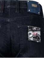 Blue 24.7 Leonardo Day Zero SuperElax Slim Jean