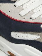 Red & Navy Lurus Sneaker