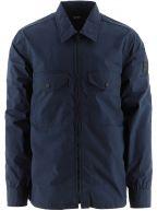 Navy Lovel 6 Zip Shirt