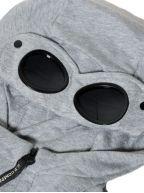 Grey Goggle Hoody