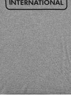Grey Essential Graphic Logo T-Shirt