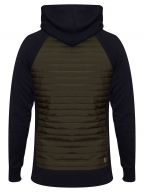 Ultrasonic Raglan Sleeve Olive Green Jacket