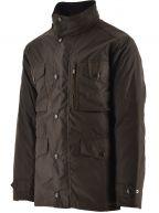 Sapper Olive Waxed Jacket