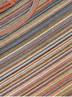 Multi Coloured Striped T-Shirt