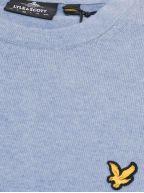 Blue Marl Merino Sweatshirt
