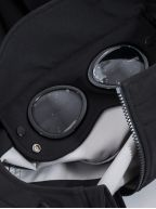 Black Soft Shell Goggle Jacket