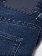 Taber Blue Wash Knit Denim Jean