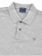 Grey Classic Polo Shirt