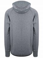 Grey Hooded Sweatshirt
