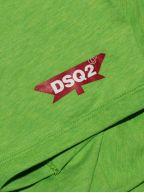 Lime Green Melange T-Shirt