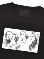 Black Of The Age T Shirt   Designed by Craig Alan