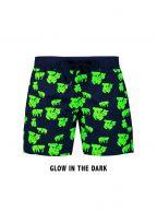 Navy Glow-Up Sydney Swim Short