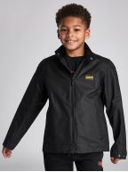 Black Stove Wax Jacket
