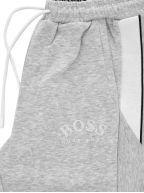 Grey Headlo Cotton Short