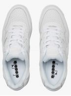 White Rebound Ace Trainer