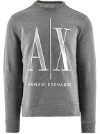 Grey Logo Sweatshirt