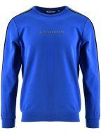 Antony Morato Kids Blue Sport Heritage Sweatshirt