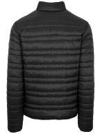 Black Logo Reversible Jacket