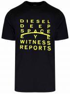 Black J5 Logo T-Shirt