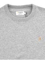 Grey Tim Crew Sweatshirt