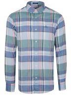 Hamptons Blue Oxford Long-Sleeve Shirt