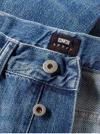 Rauha Wash ED-55 Kingston Blue Denim Regular Tapered Jean