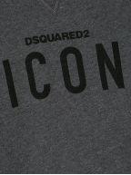 Grey 'ICON' Sweatshirt