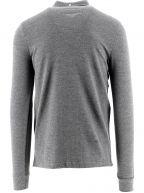 Grey Marl Ricky Polo Shirt
