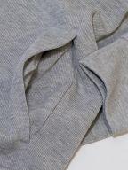 Grey Half Zip Sweatshirt