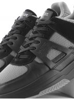 Black Marquess Charcoal Sneaker