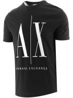 Black Icon Logo T-Shirt