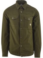 Forest Twill Overshirt