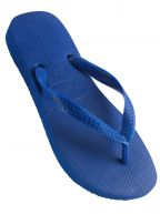Marine Blue Top Flip Flops