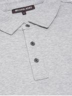 Classic Grey Marl Polo Shirt