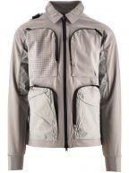 Grey Softshell Jacket