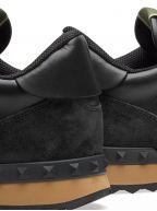 Black Rockrunner Sneaker