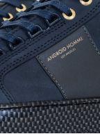 Midnight Blue Carbon Propulsion Mid Geo Sneaker