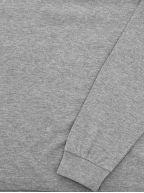 Grey Heritage Logo Cotton Pique  Polo