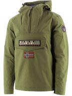 Green Rainforest Jacket