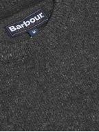 Tisbury Black Wool Sweatshirt
