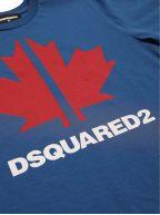 DSQUARED2 Kids Blue Relax T-Shirt