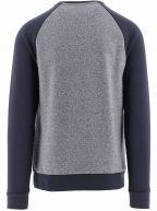 Dark Blue Contemp Sweatshirt