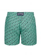Mint Green Micro Turtle Swim Shorts