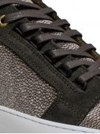 Taupe Stingray Propulsion Mid Sneaker